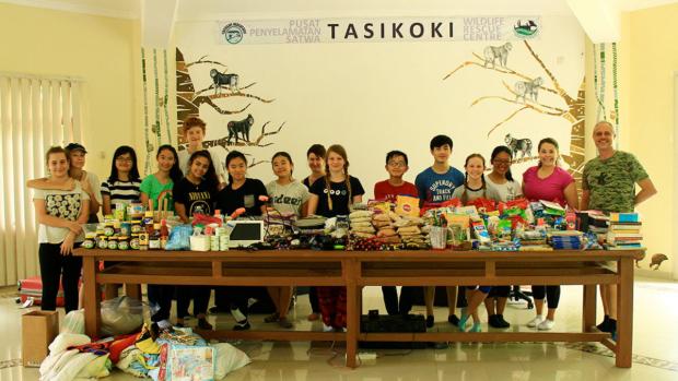 West Island School at Tasikoki